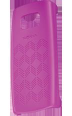 Etui Nokia CC-3027 Różowe do X1-01