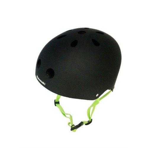 Kawasaki kask czarny regulowany rozmiar S/M (52 - 56)