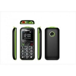 MaxCom MM560BB Czarno/Zielony