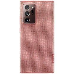 Etui Samsung Kvadrat Cover Czerwone do Galaxy Note 20 Ultra (EF-XN985FREGEU)