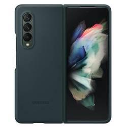 Etui Samsung Silicone Cover Zielony do Galaxy Z Fold3 5G (EF-PF926TGEGWW)