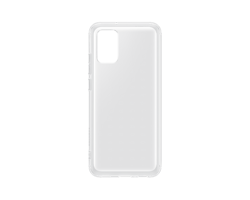 Etui Samsung Soft Clear Cover Transparent do Galaxy A02s (EF-QA026TTEGEU)