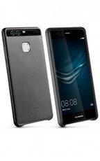 Huawei Etui Skórzane Czarne do P9