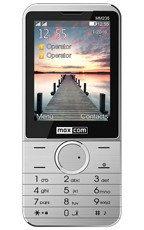 MAXCOM Classic MM235 Dual SIM Srebrny