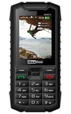 MAXCOM Strong MM916 Dual SIM Czarny