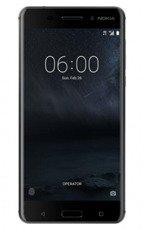 NOKIA 6 Dual SIM Czarna 32GB