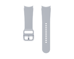 Pasek Samsung Sport 20mm S/M Srebrny (ET-SFR86SSEGEU)