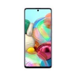 Samsung Galaxy A71 Srebrny Dual SIM 6/128GB (SM-A715FZSUXEO)