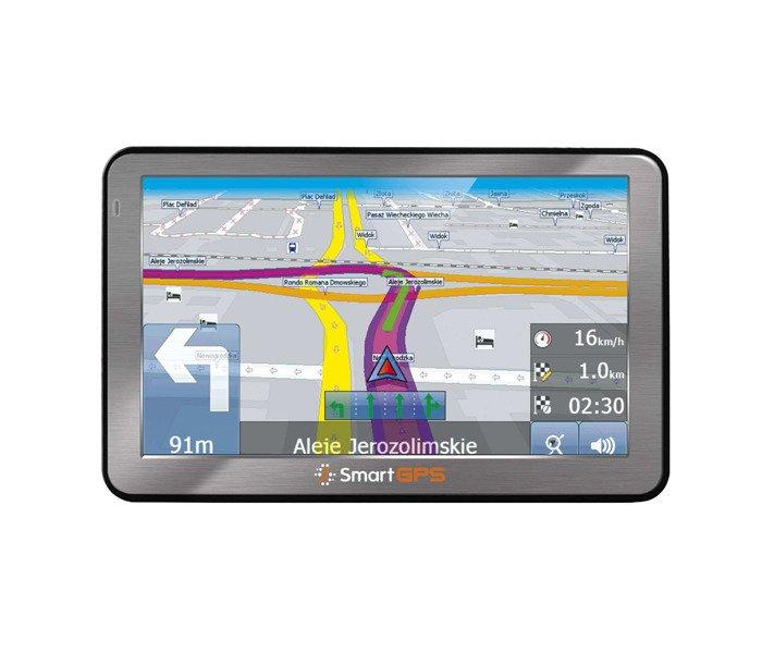 Nawigacja Samochodowa Smartgps Sg742 Eu Ltm 5 Do Auta Strefa