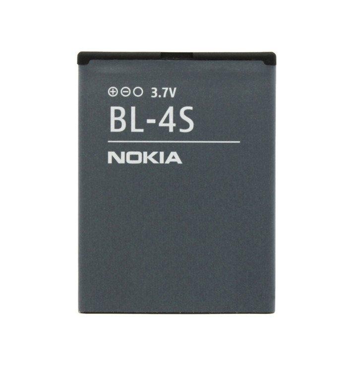 Bateria Nokia BL-4S 860mAh Li-ion   BULK