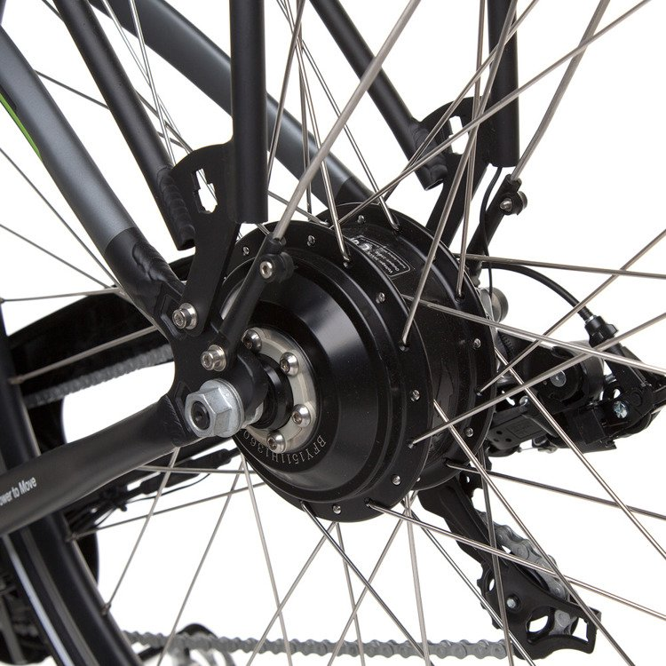 Damski rower elektryczny Kawasaki Trekking Lady KX-E-TREKLADY51