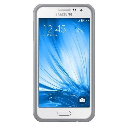 Etui Protective Cover do Samsung Galaxy A3 Szare EF-PA300BSEGWW