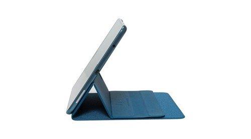 Etui Samsung Book Cover Niebieskie do Galaxy Tab A 9,7' EF-BT550BLEGWW
