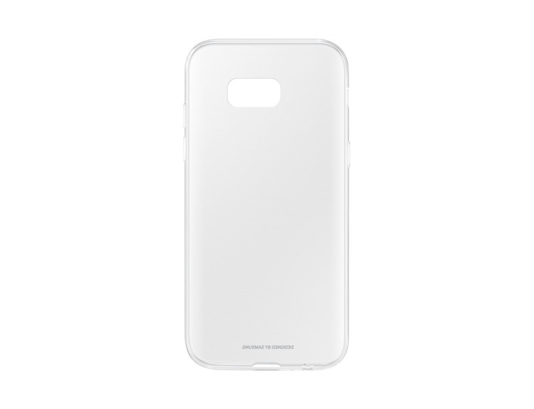 Etui Samsung CLEAR Cover Transparent do Galaxy A5 2017 (EF-QA520TTEGWW)