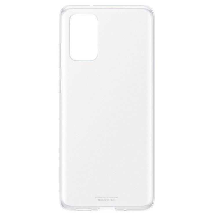 Etui Samsung CLEAR Cover Transparent do Galaxy S20+ (EF-QG985TTEGEU)