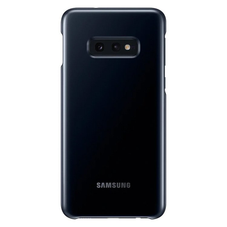 Etui Samsung Led Cover Czarny do Galaxy S10e (EF-KG970CBEGWW)