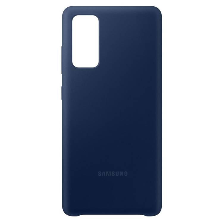 Etui Samsung Silicone Cover Granatowy do Galaxy S20 FE / S20 FE 5G (EF-PG780TNEGEU)