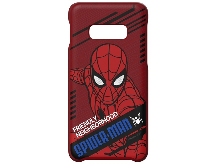 Etui Samsung Smart Cover Spiderman Dynamic do Galaxy S10e (GP-G970HIFGMWA)