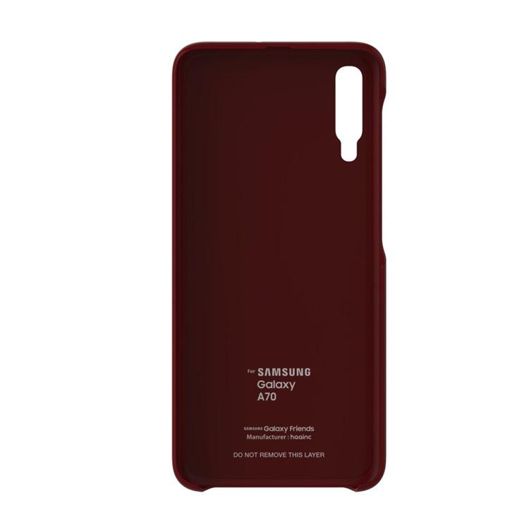Etui Samsung Smart Cover Spiderman do Galaxy A70 (GP-FGA705HIARW)