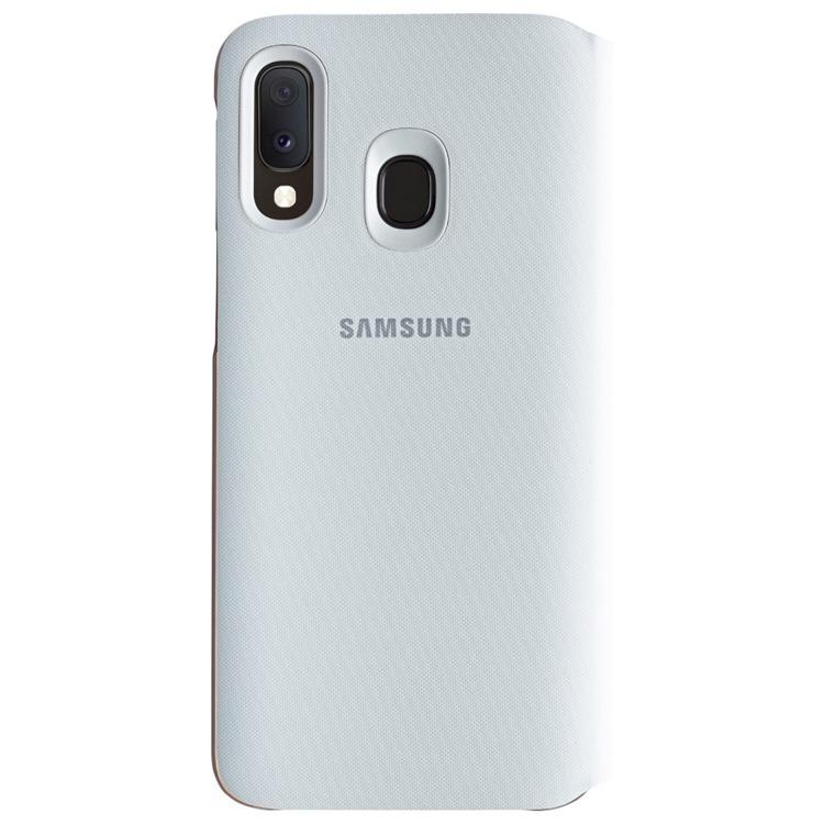 Etui Samsung Wallet Cover Białe do Galaxy A20e (EF-WA202PWEGWW)