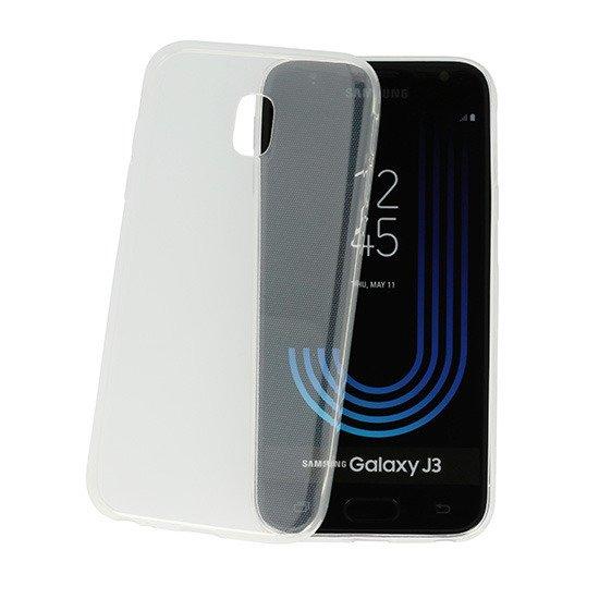 Etui Silikonowe Back Case Ultra Slim 0,3MM do Nokia 7 Plus Przezroczyste