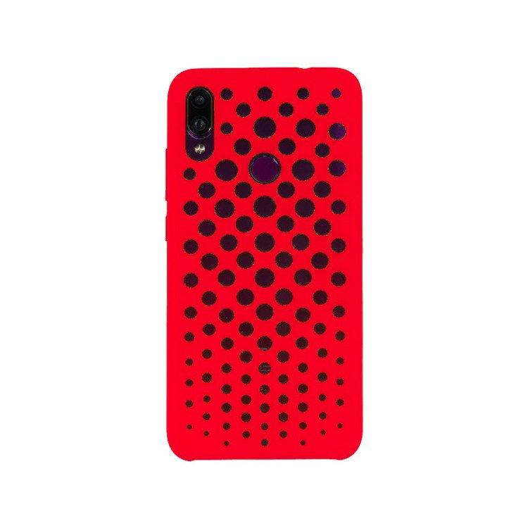 Etui oryginalne Xiaomi Art Hard Case Red do Xiaomi Redmi Note 7 czerwone