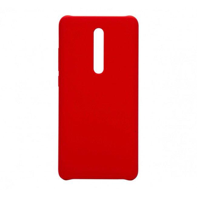 Etui oryginalne Xiaomi Silicon Case Red do Xiaomi Mi 9T Czerwone
