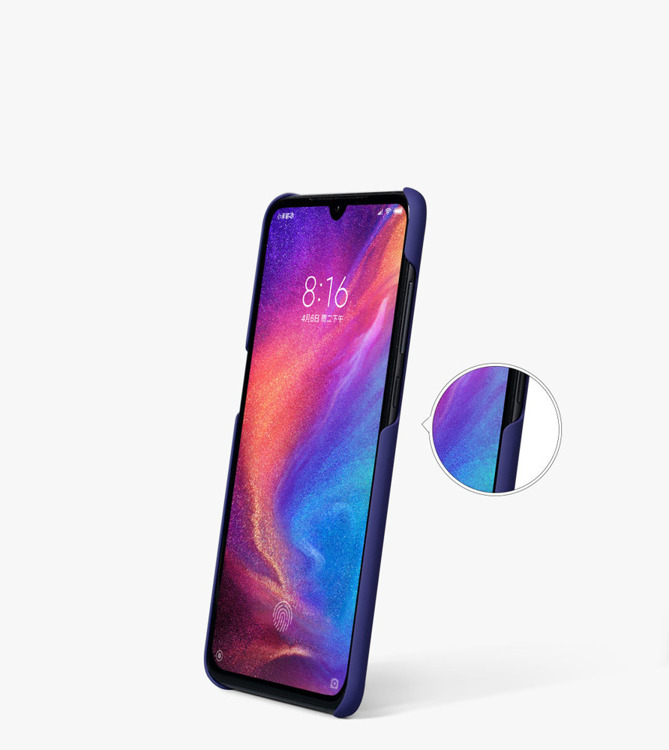 Etui oryginalne Xiaomi Urban Hand Strap Case Purple do Xiaomi Mi 9 Fioletowe