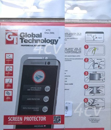 Folia ochronna LCD Global Technology do HTC One M9
