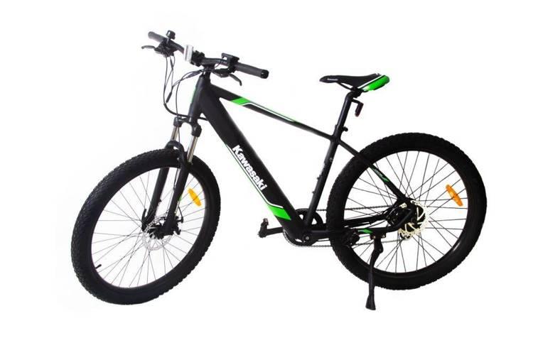 Kawasaki Elektryczny rower górski MTB KX-KDX3.0