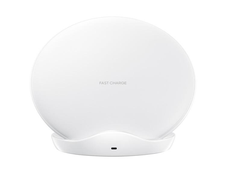 Ładowarka Samsung Wireless Charger Stand Biała (EP-N5100BWEGWW)