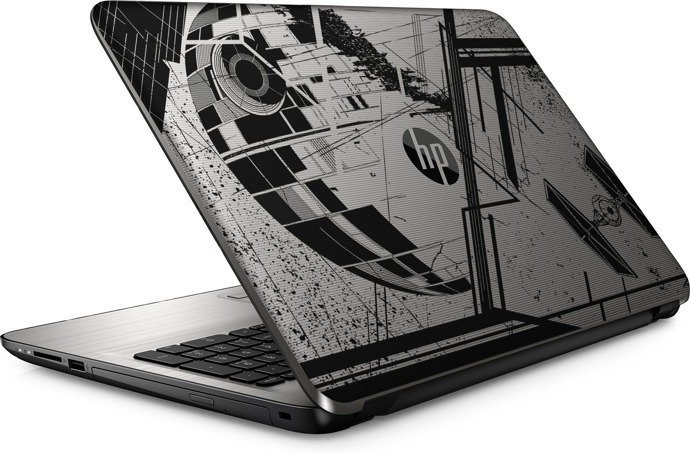 "Laptop HP 15-BA110SE STAR WARS EDITION 15,6"" AMD A10/R5/12GB/1TB/W10"