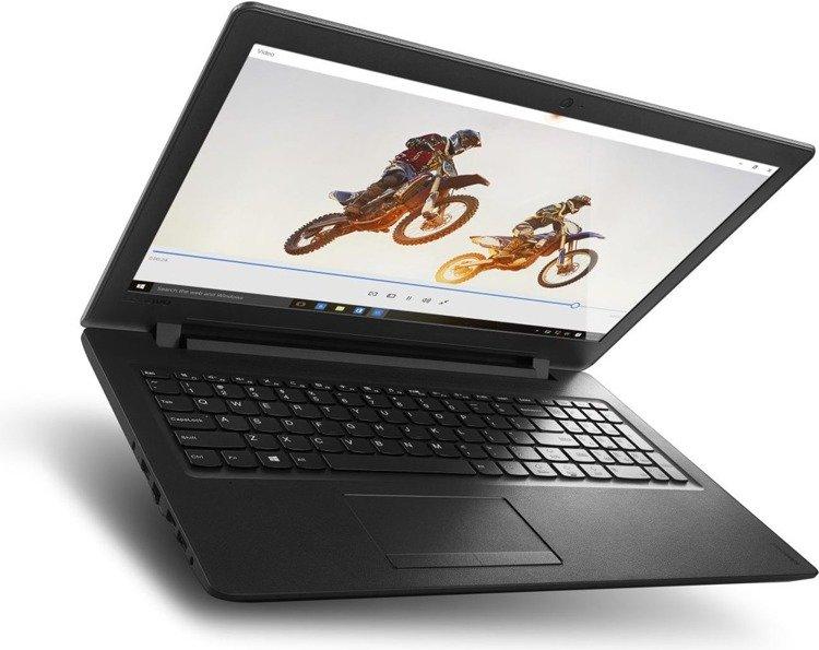 Laptop Lenovo Ideapad 110-15IBR N3060/4GB/1TB/W10/DVD-RW/ Czarny