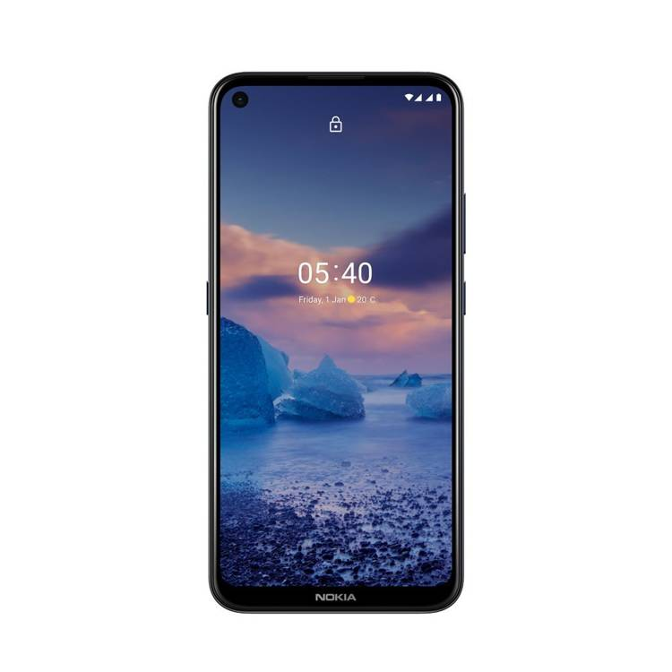 NOKIA 5.4 Dual SIM 4/64GB Polar Night / Granatowy