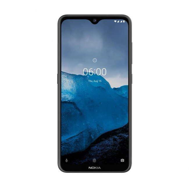 NOKIA 6.2 Czarna Dual SIM 4/64GB