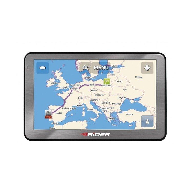 Nawigacja samochodowa RIDER R745 EU LTM 5''