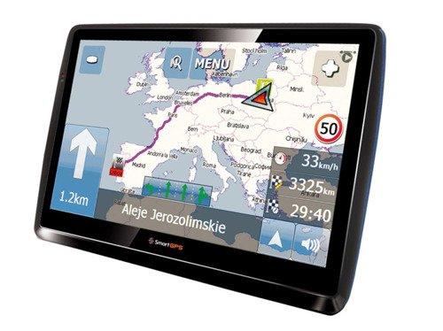 Nawigacja samochodowa SmartGPS SG775 TRUCK TT EU LTM 7''