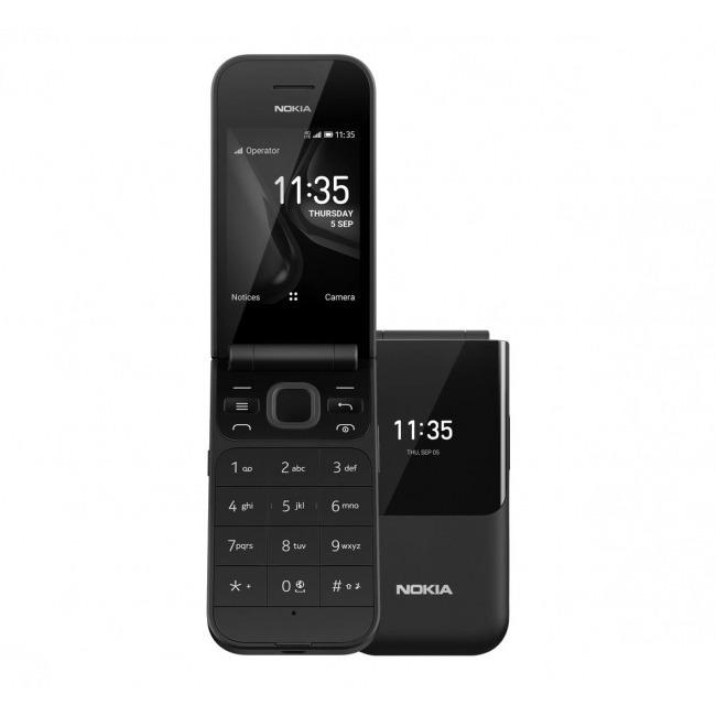 Nokia 2720 Flip Dual Sim Czarna
