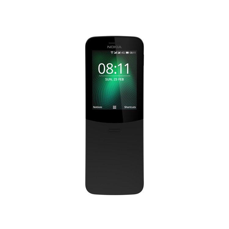 Nokia 8110 4G Dual Sim Czarna