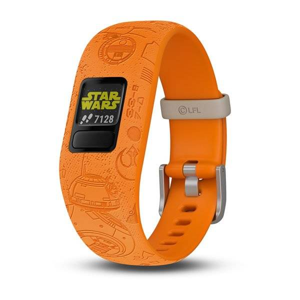 Opaska GARMIN Vivofit JR.2 Light Side (010-01909-1A) Disney Star Wars
