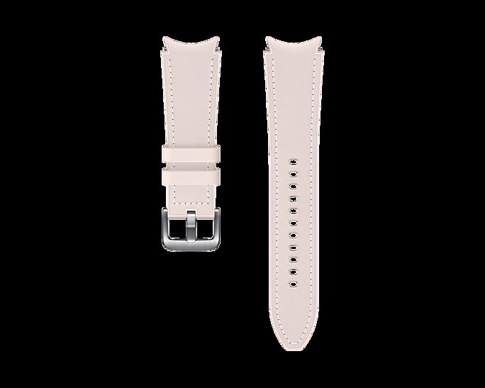 Pasek Samsung Hybrid Leather 20mm M/L Rózowy (ET-SHR89LPEGEU)