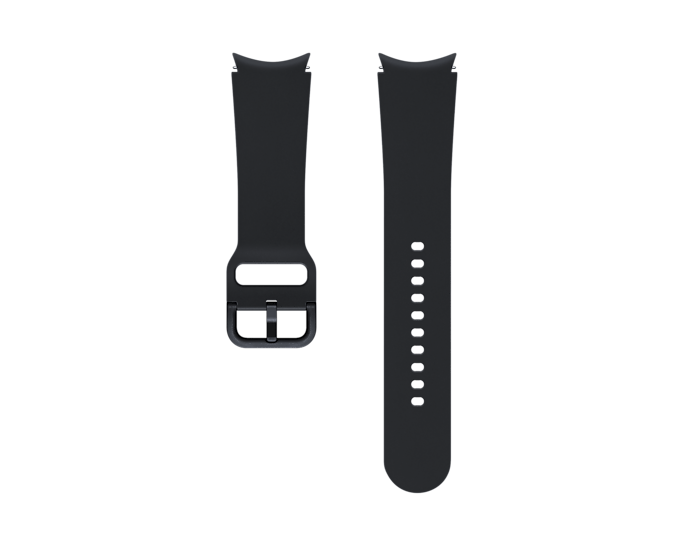 Pasek Samsung Sport 20mm M/L Czarny (ET-SFR87LBEGEU)