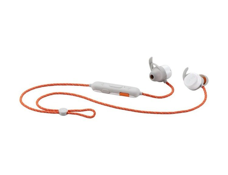 Samsung AKG N200A Słuchawki BT Pomarańczowe (GP-N200HAHHFAD)