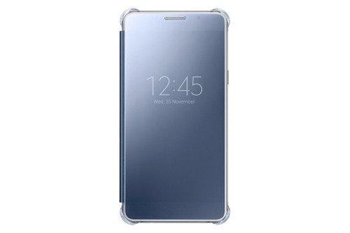 Samsung Etui Clear View Cover Czarne do Galaxy A5 (2016) EF-ZA510CBEGWW