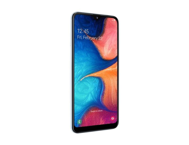 Samsung Galaxy A20e Dual SIM Biały 3/32GB (SM-A202FZWDXEO)