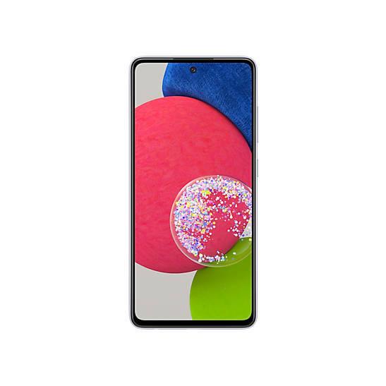 Samsung Galaxy A52s 5G Dual SIM Fioletowy 6/128GB (SM-A528BLVDEUE)