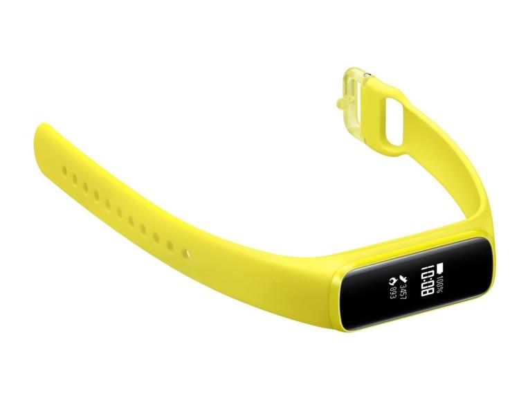 Samsung Galaxy Fit e Żółty (SM-R375NZYAXEO)