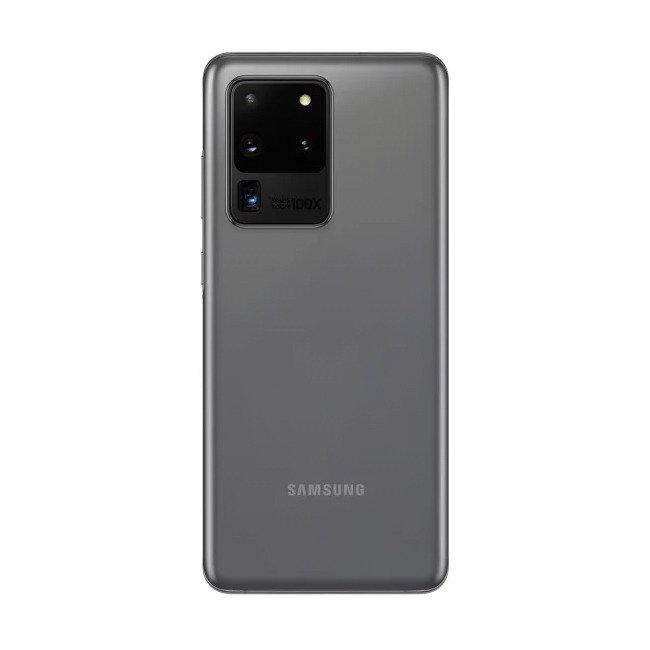 Samsung Galaxy S20 Ultra Dual SIM Cosmic Grey 12/128GB 5G (SM-G988BZADEUE)