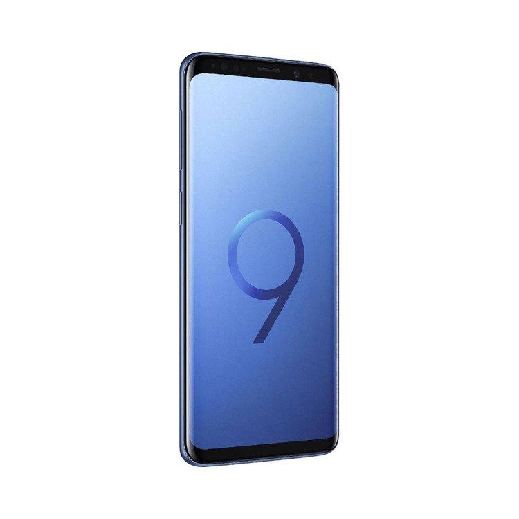 Samsung Galaxy S9 Coral Blue/Niebieski DUOS (SM-G960FZBDXEO)