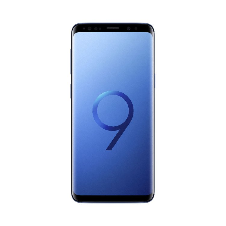 Samsung Galaxy S9+ Coral Blue/Niebieski (SM-G965FZBDXEO)